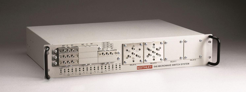 S46 Kompakti RF/ mikroaaltokytkin | TEKFinland