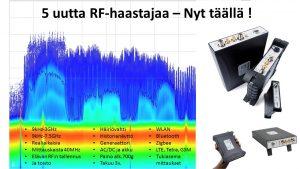 Spektri ja singnaalianalysaattorit